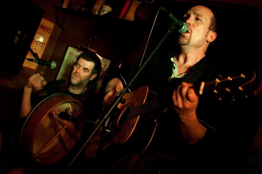 Ierse Avond met Live Muziek - Assasanachs