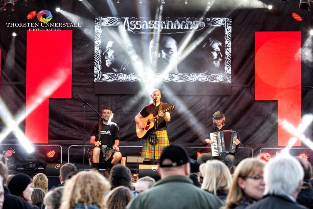 Ierse Avond met Live Muziek - THE ASSASSENACHS