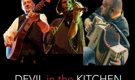 Ierse Avond met Live Muziek - Devil in the Kitchen