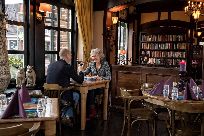 Iers restaurant en pub de Turfsteker in het hart van Drenthe!