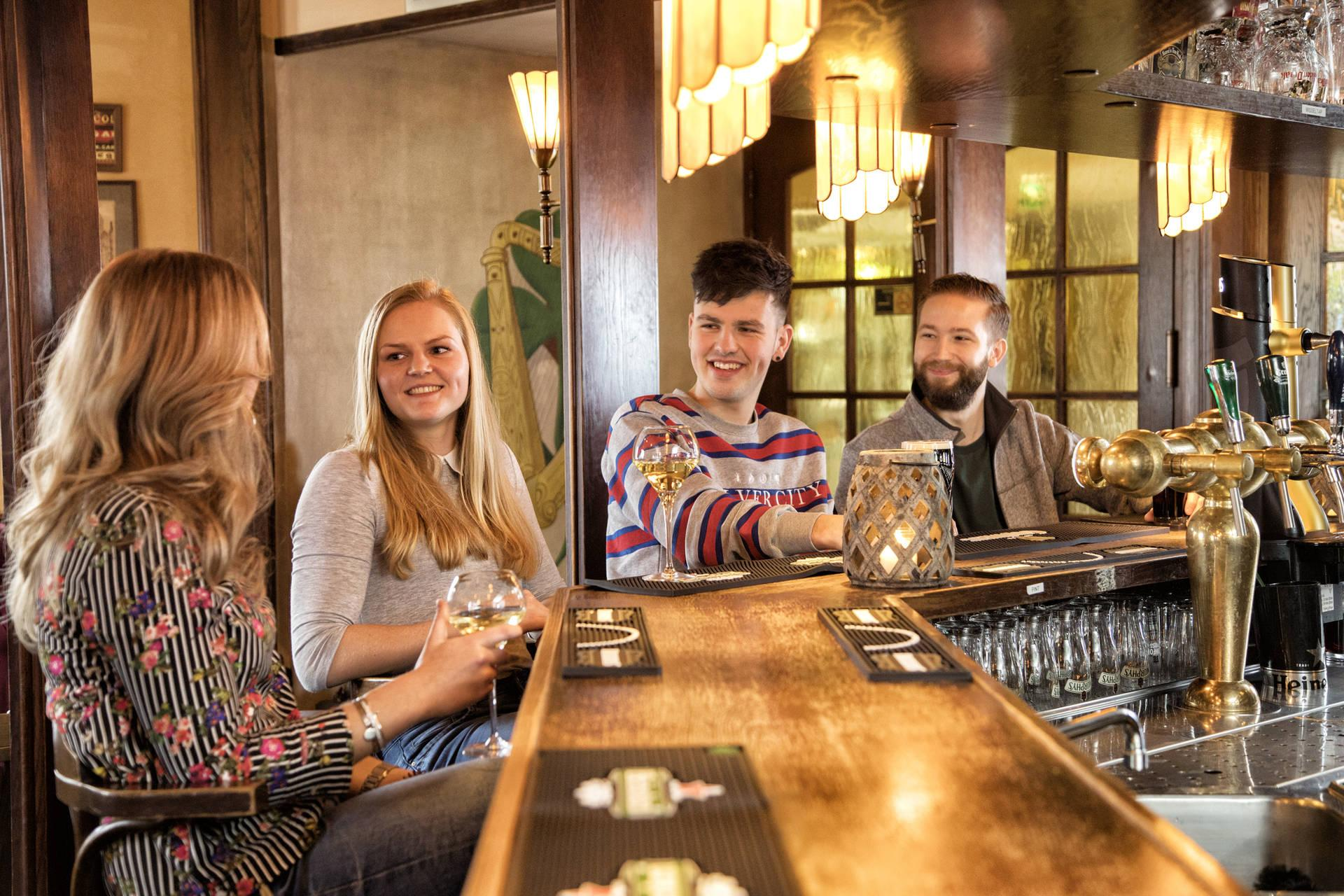 Restaurant Westerbork: voor de typische Ierse keuken