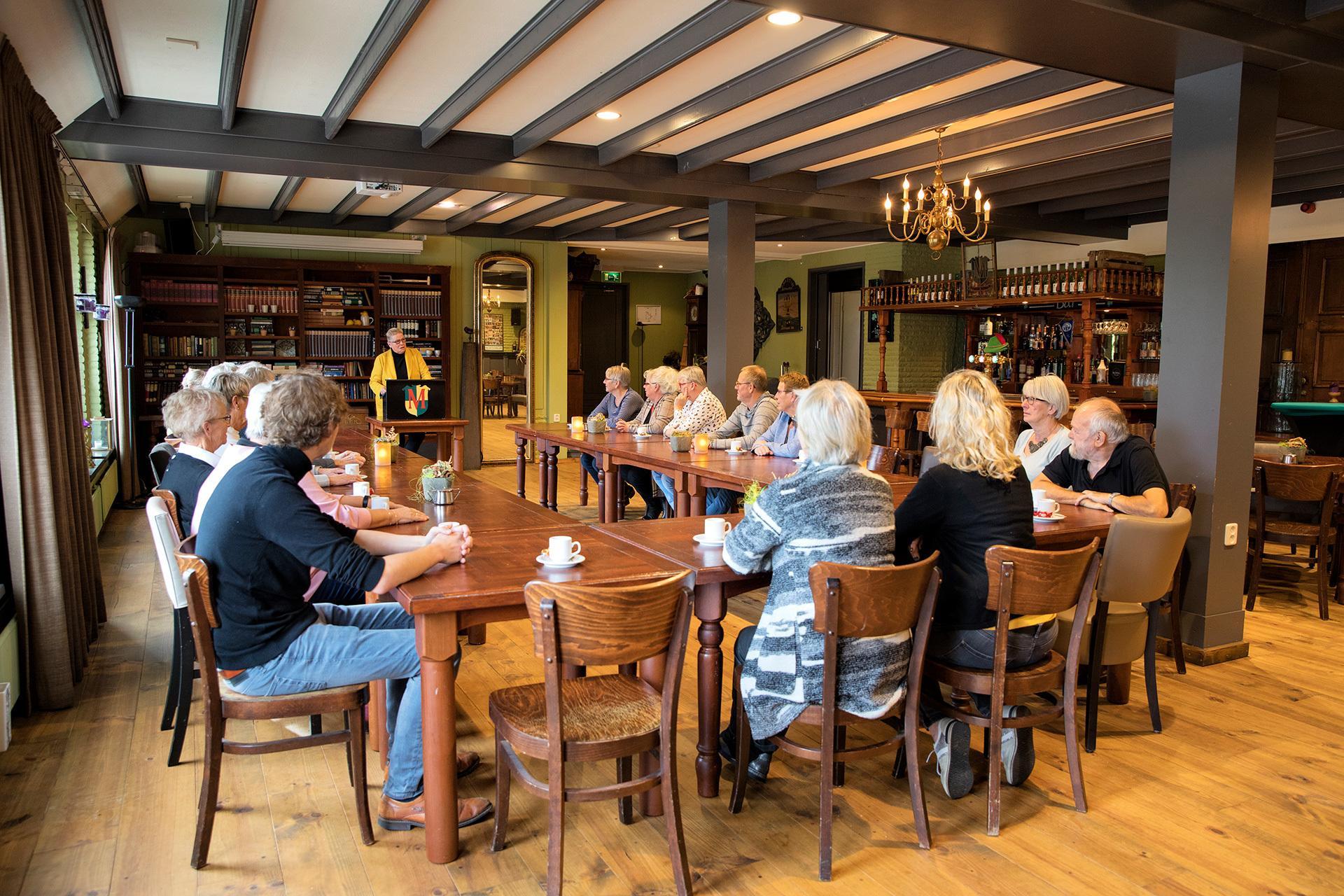 Vergaderen Drenthe