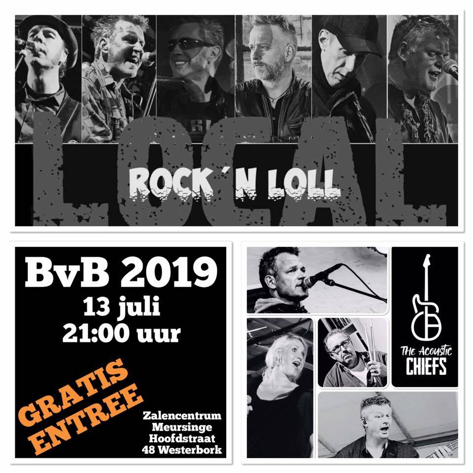 Bork veur Bork - Muziekfestival Westerbork