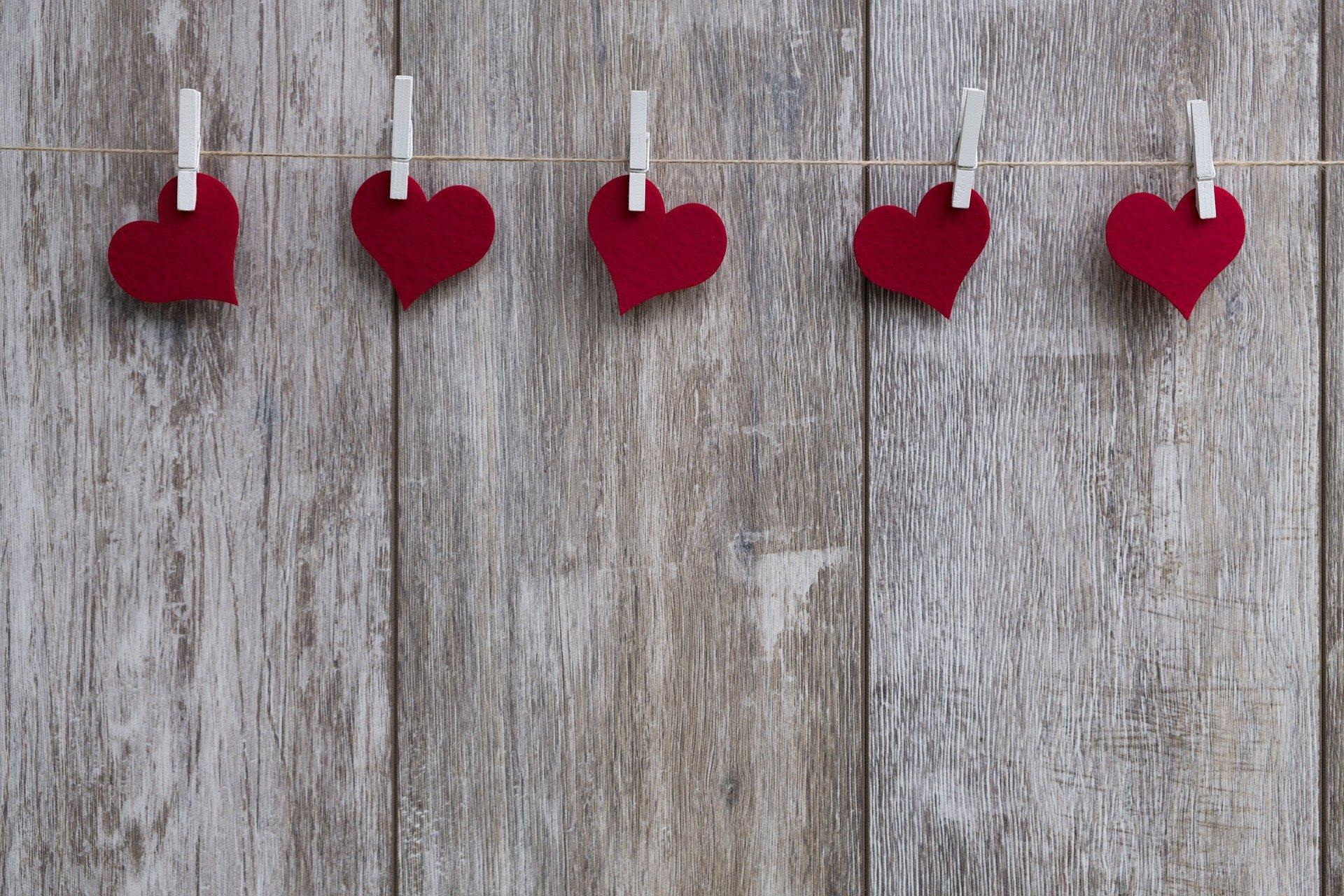Wij bezorgen 3-gangen Valentine's menu aan huis!